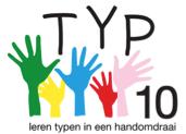leren typen typ10 logopedie torhout typelessen
